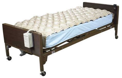 air mattress for hospital bed med aire air mattress alternating pressure pump pad