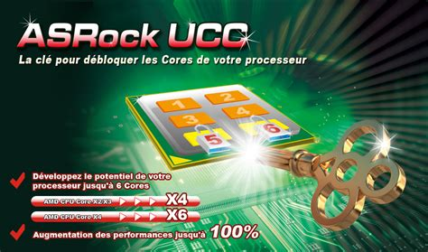 Modification Ucc by Asrock Ucc Unlock Cpu