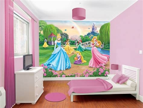 princess wallpaper for bedroom pink bedroom sets with disney princess wallpaper home