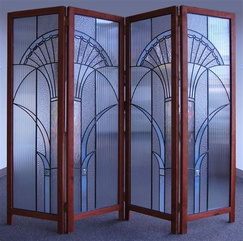 Glass Panel Room Divider 31 Functional And Decorative Screen Room Dividers Digsdigs