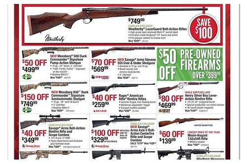 best black friday rifle deals 2018