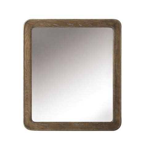 Home Decorators Collection Brisbane 32 In H X 28 In W Bathroom Mirrors Brisbane