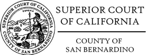 San Bernardino County Ca Court Records Resources Jgi Investigator