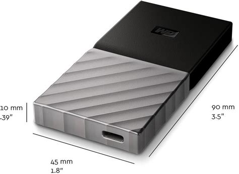 New Ssd Wd My Passport 1 Tb western digital announces my passport ssd up to 1 tb aes