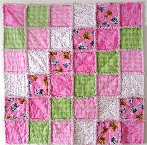 Baby Rag Quilts For Beginners by Pin By Pam Archuleta On Quilts