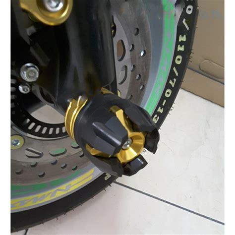 Jalu As Roda By Emran Motor Shop jalu as roda depan cnc model bulat universal size besar