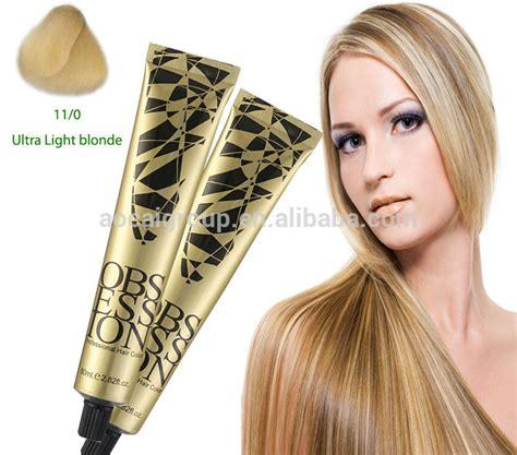 Cheveux Envy Hair Parfum Rambut classique mode permanent cheveux dye couleur toutes les