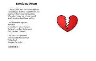 break up letter poem break up poems from boyfriend submited images sad quotes about how love hurts download quotes 4