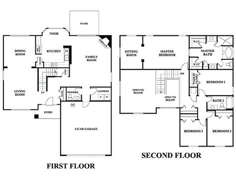 five bedroom floor plans 5 bedroom floor plans gurus floor