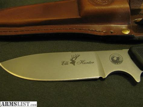 knives of alaska for sale armslist for sale elk sheath knife knives of alaska