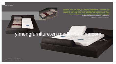 china electronic adjustable bed b 0900 china mattress adjustable bed