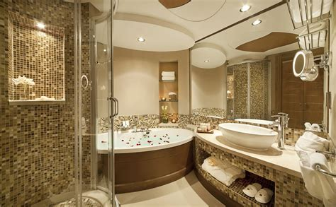 luxurious bathrooms what should a five star hotel have to offer ground report
