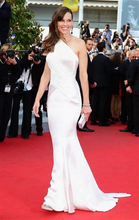 Catwalk To Carpet Hilary Swank In Lhuillier by Festival De Cannes 2014 R 233 Sultats Nominations