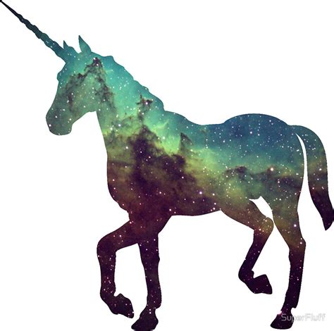 Discount Wall Stickers quot space unicorn quot stickers by superfluff redbubble