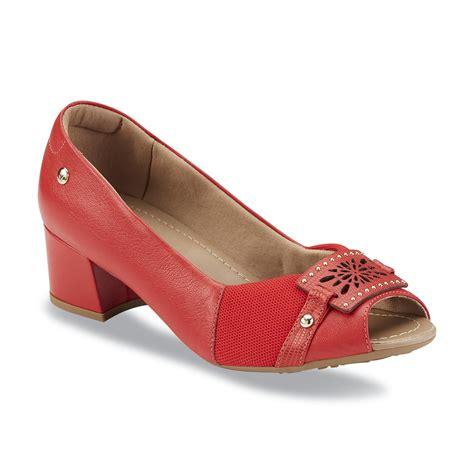 womens open toe shoes kmart