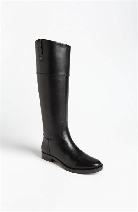 enzo boots enzo angiolini ellerby boot in black lyst