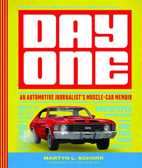 recommended reading day one an automotive journalist s