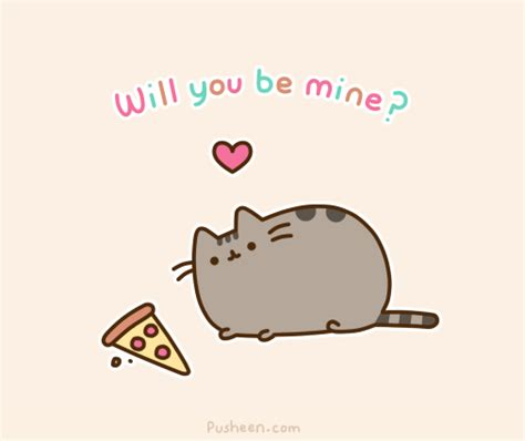 pusheen the cat on quot happy s day http