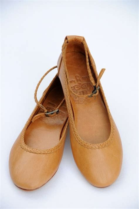 womens flat brown shoes elves womens flats and flats on