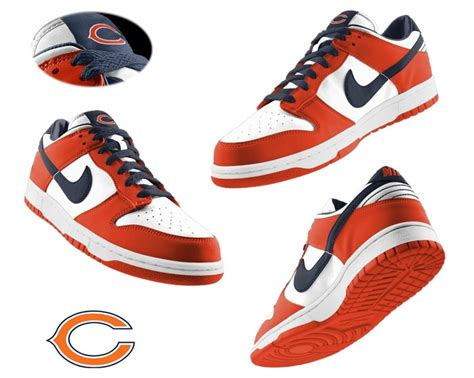 nfl shoes for fans 1000 images about chicago bears on pinterest football