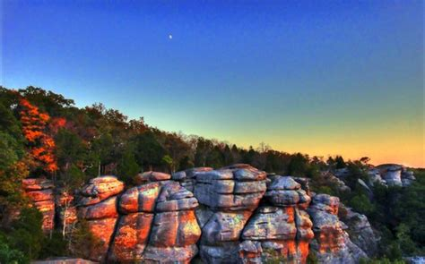 Garden Of The Gods Vacation Rentals Bell Smith Springs Picture Of Bluffs B B