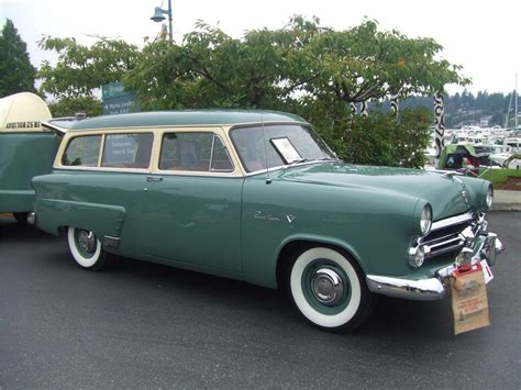 1952 ford mainline ranch wagon 82229