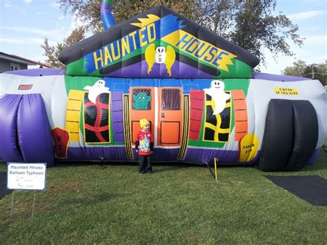 inflatable haunted house inflatable haunted house lucien matthew pinterest