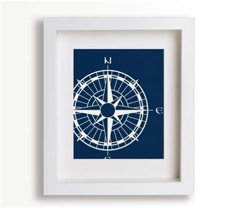 nautical compass compass print nautical decor rustic 31 best nautical decor images on pinterest nautical