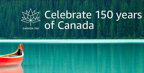 amazon canada amazon promoting canadian themed products for canada day