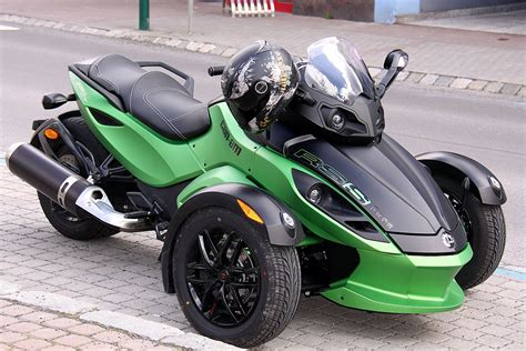can am motors brp can am spyder roadster