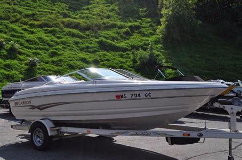 larson boats sei 180 larson sei 180 boats for sale boats
