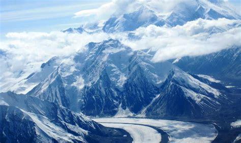 mount mckinley  denali  alaska   highest mountain