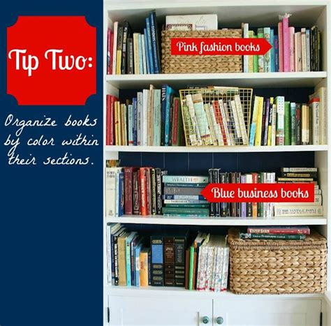 organization books 17 best images about tips organization on pinterest storage ideas space saving storage and