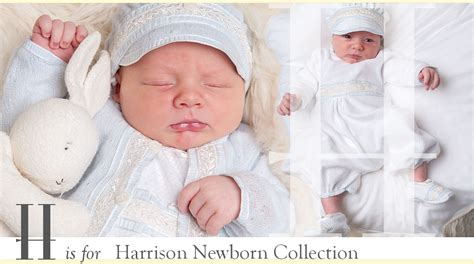newborn designer clothes the harrison newborn collection designer baby boy