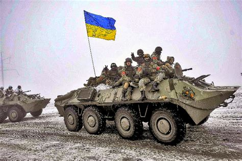 Owes To Airborne by Servicemen Wait On Reward Ukrainian Paratroopers Say