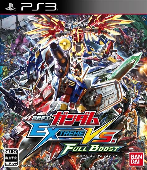 Murah 3ds Generation mobile suit gundam vs boost sur playstation