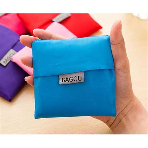 Shopping Bag Tas Belanja Lipat Ramah Lingkungan Pink I2326 tas belanja lipat ramah lingkungan pink