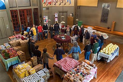 california san francisco church food pantry for homeless