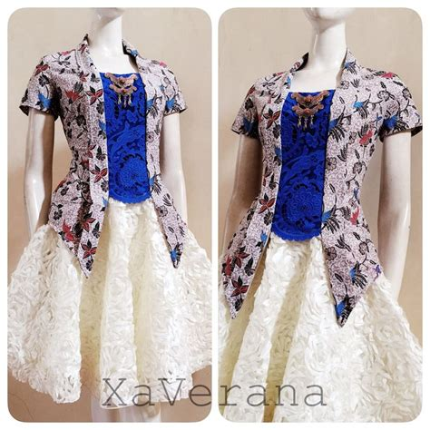 Kebaya Kutubaru kebaya kutubaru see our collection at instagram xaverana