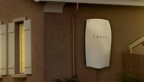 Tesla Battery Backup Tesla 100k Reservations For Energy Storage Batteries
