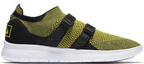 Nike Air Sock Racer Ultra Flyknit Yellow nike air sock racer ultra flyknit yellow strike