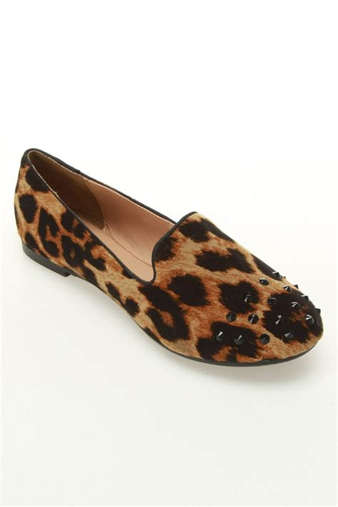 cheetah loafers leopard loafer