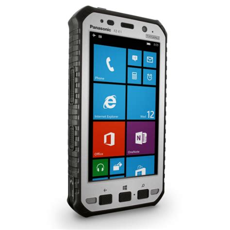 Rugged Tablet India by Panasonic Launches Rugged Handheld Tablets And Semi Rugged