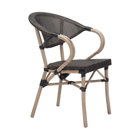 Zuo Dining Chairs Zuo Mareilles Dining Chair In Brown Boost Home