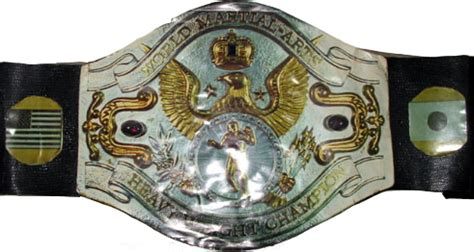 wwf world martial arts heavyweight championship | pro