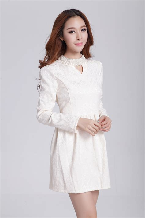 Dress Gaun Pesta Korea Belt Brukat Hitam Putih Import pendek dress pesta hitam gaun import putih gaun pesta hitam gaun newhairstylesformen2014