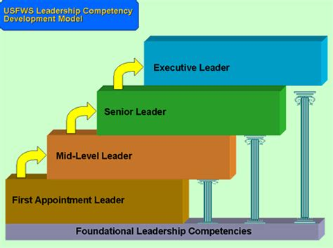 a company of leaders leading at every level books usfws nctc competency model