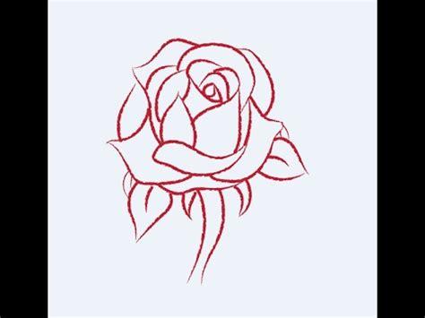 illustrator tutorial rose rose flower design bangla tutorial in adobe illustrator