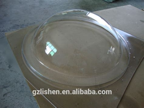replacement dome light cover pc dome polycarbonate replacement custom made lshade