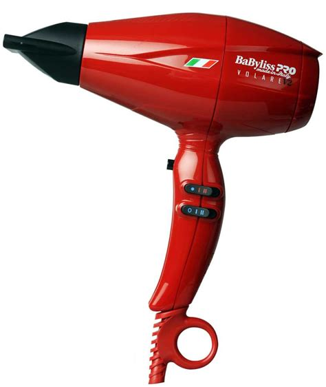 Babyliss Hair Dryer Made In babyliss pro volare compact dryer v2 black powerful professional hair dryer with turbo